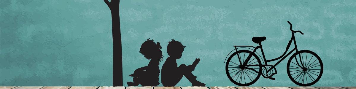 Læsende børn