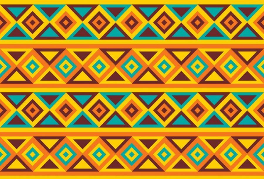 Afrikansk mønster