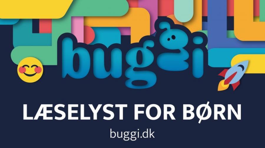 Buggi. Læselyst for børn på buggi.dk