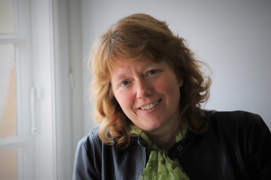 Biblioteksleder Henriette Ritz Kylmann