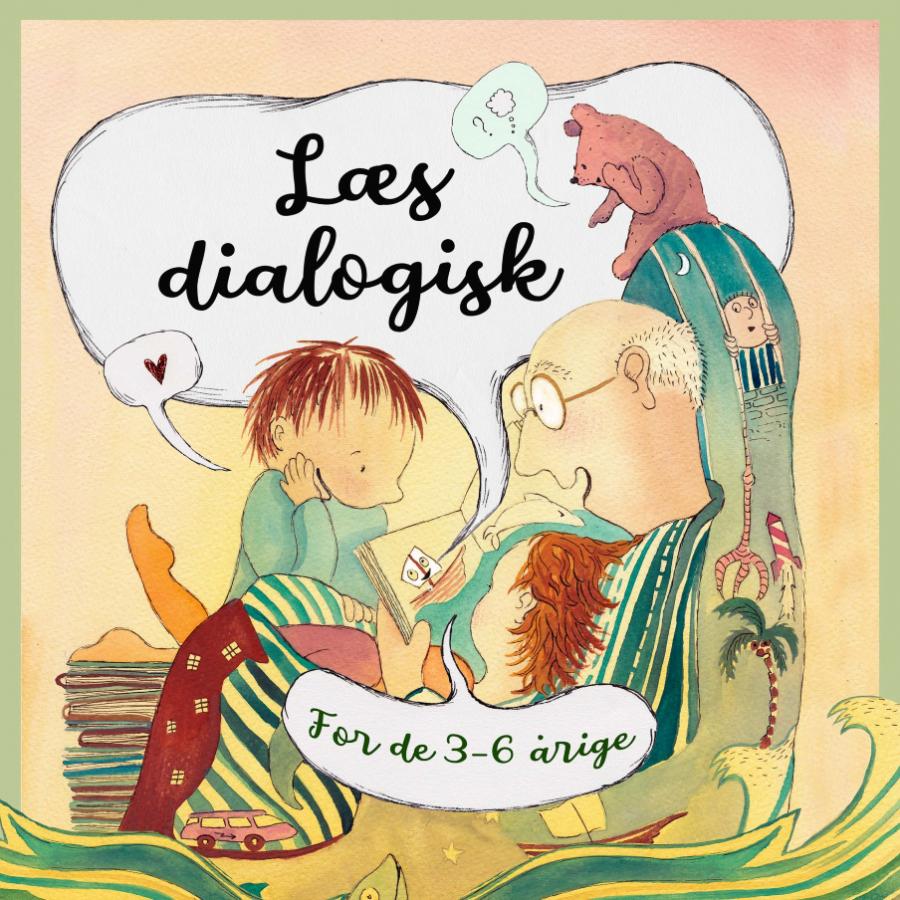 Læs dialogisk for 3-6 årige